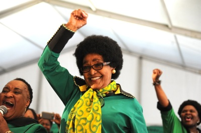 WINNIE MANDELA BLACK POWER