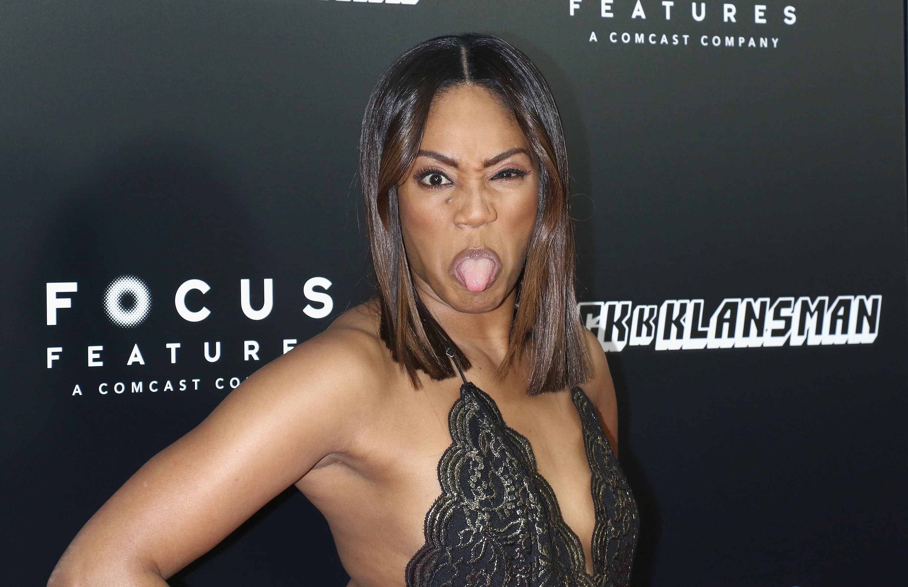 TIFFANY HADDISH Makes Deal With Devil